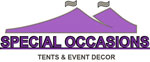 Special Occasions Tents & Event Decor