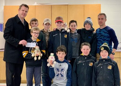 Rinks to Links - Ollie Bots Local Beneficiaries