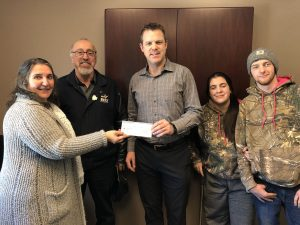 Rinks to Links - Antigonish Skatepark Association Community Grant Program