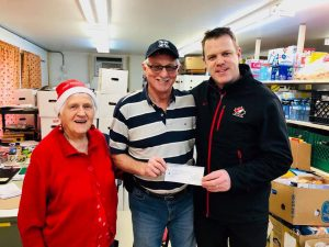 Rinks to Links - Antigonish Community Food Bank Local Beneficiaries
