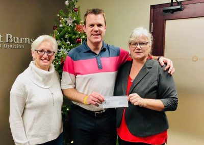 Rinks to Links - Jordon Myles Foundation Local Beneficiaries