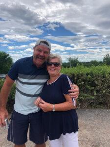 Bonvie-MacDonald 2020 Rinks to Links Tournament